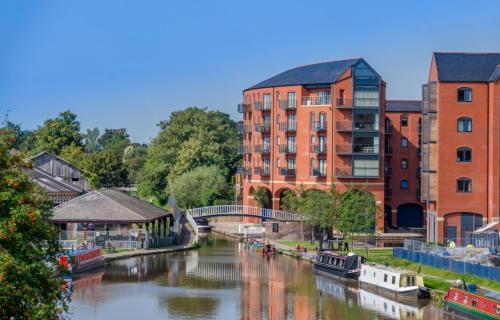 Chester waterways Apartment 38