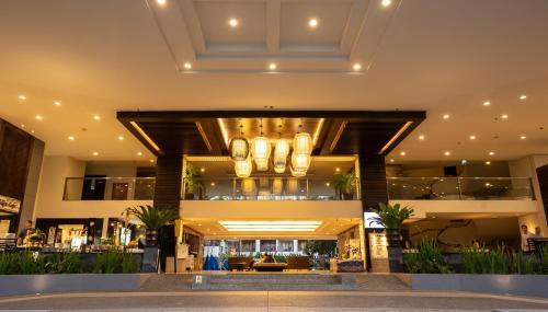 مطعم أو مكان آخر لتناول الطعام في ديفانا بلازا بوكيت