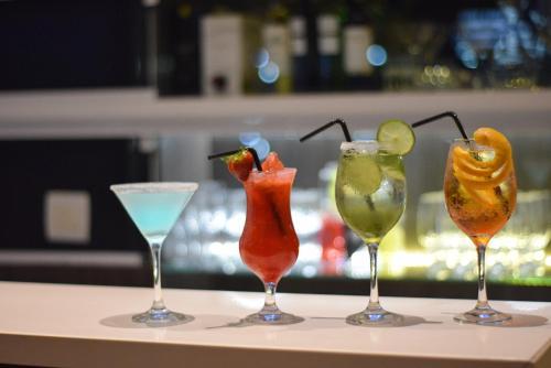 Drinks at Camboriú Praia Hotel