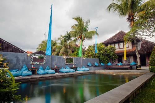 The swimming pool at or near In Da Lodge