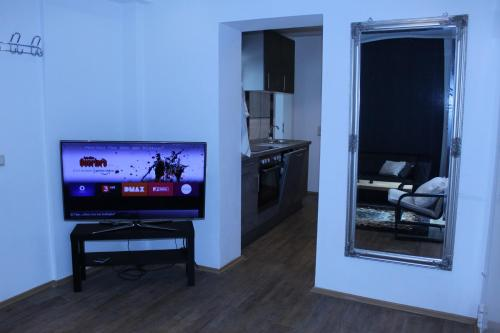 A television and/or entertainment centre at 109 Wilhelmstraße