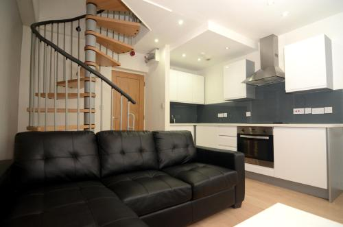 Cosy Loft-Style Serviced Apartment In Liverpool City Centre