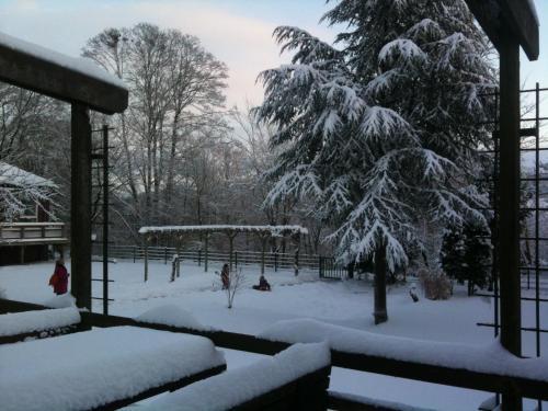 Hostel Flensburg im Winter