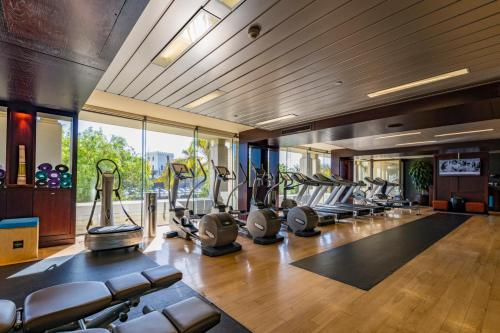 The fitness center and/or fitness facilities at One&Only Cape Town