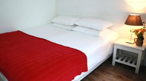 A bed or beds in a room at Peking Station Hostel
