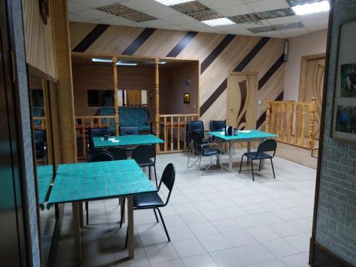 Ресторан / где поесть в Юркино озеро