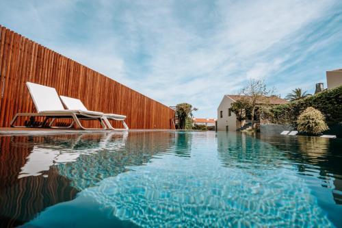 A piscina em ou perto de Volcanic Charming House