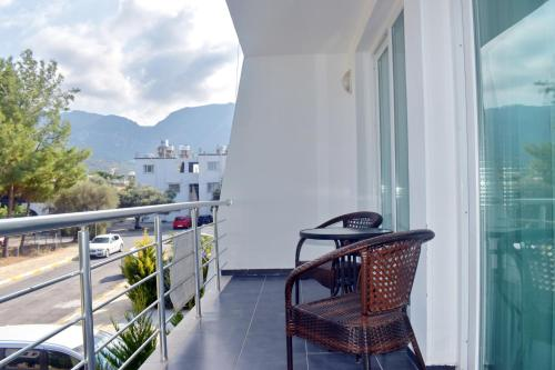 Un balcón o terraza de Neo Line