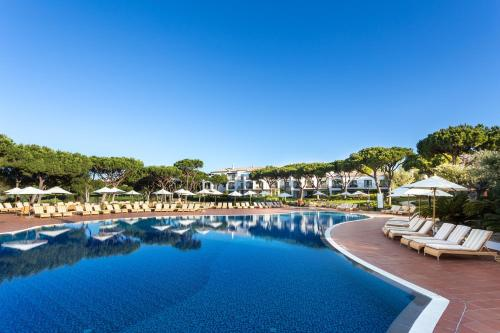 The swimming pool at or near Pine Cliffs Residence, a Luxury Collection Resort, Algarve