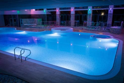The swimming pool at or near Village Hotel Coventry