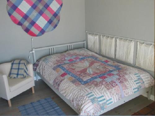 Łóżko lub łóżka w pokoju w obiekcie Fajne Miejsce