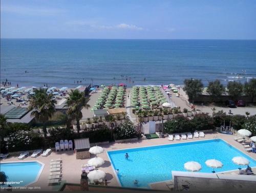 Hotel Club Sabbiadoro Battipaglia, Italy