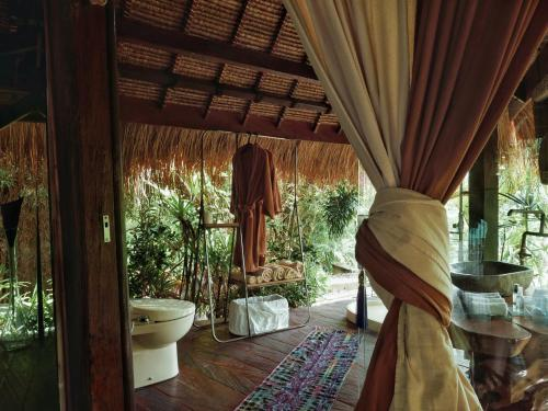 Ванная комната в Own Villa Bali