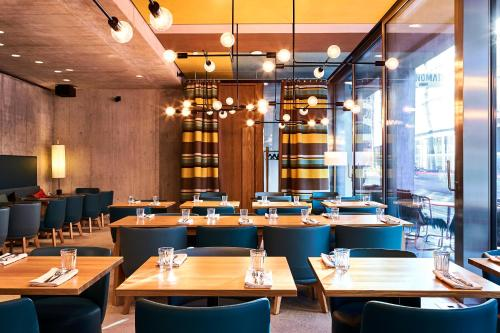 A restaurant or other place to eat at Nomad Design & Lifestyle Hotel