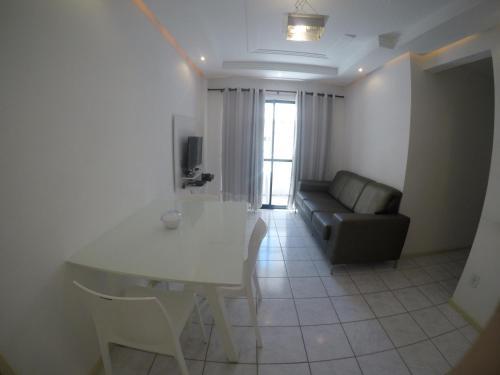 Zona de estar de Apartamento/Flat em Aracaju