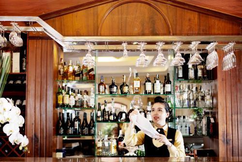 Salone o bar di Grand Hotel Vung Tau