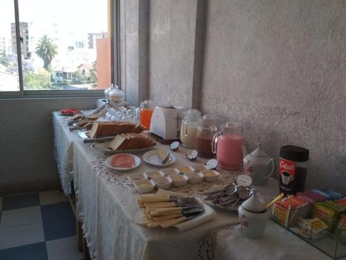 Завтрак для гостей HOTEL MAISON FIORI (Plaza Colon)