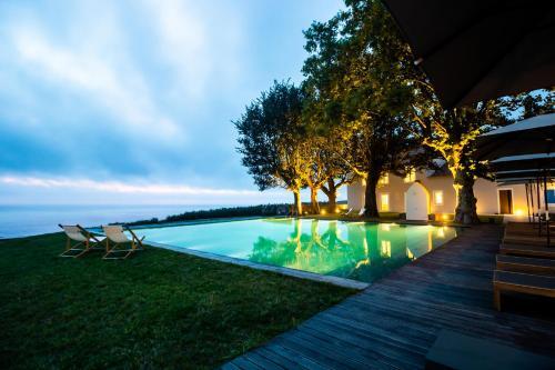 A piscina em ou perto de SENSI Azores Nature and SPA