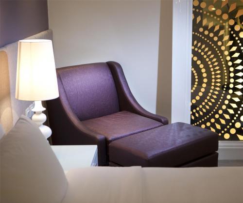 A seating area at Silka Cheras Kuala Lumpur