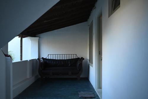 Balcon ou terrasse dans l'établissement La Closerie - Bay of Bengal