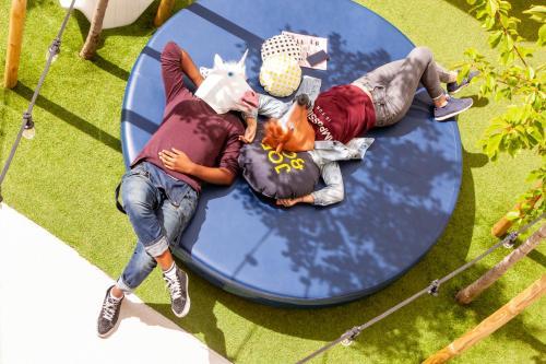 Barn som bor på JO&JOE Paris Gentilly