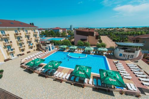 A view of the pool at Hotel Venera Resort or nearby