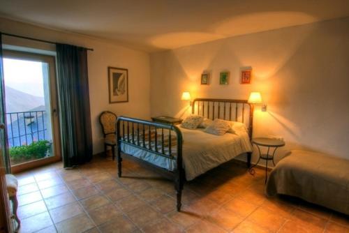 Cama o camas de una habitación en Casa Massa