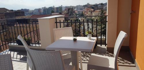 Balcone o terrazza di Albergo Milazzo INN - AiMori