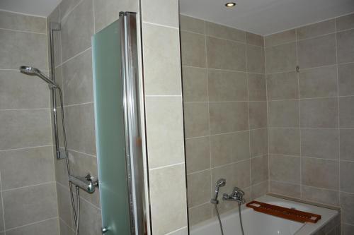 Ein Badezimmer in der Unterkunft Apartment Avanzato
