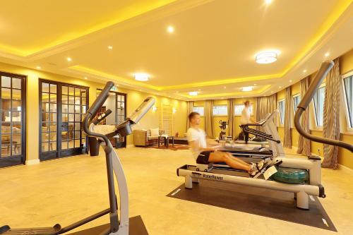The fitness centre and/or fitness facilities at INSELHOTEL Potsdam