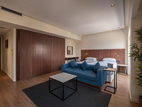 منطقة جلوس في فندق بريزدنت الزمالك