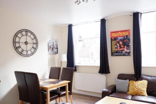 Apartment 7 Burnett Court 2 Bed