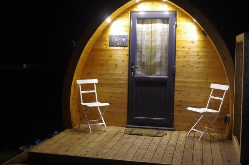 Strathyre Camping Pods