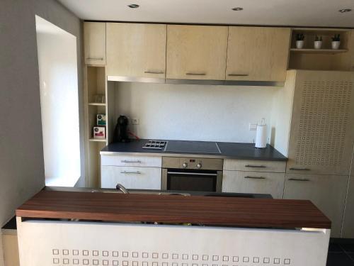 Cuisine ou kitchenette dans l'établissement House 810