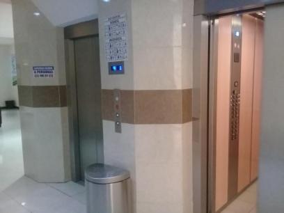 A bathroom at Confort Ejecutivo Suites del Valle