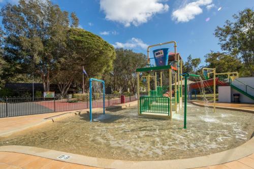 Children's play area at Ingenia Holidays Bonny Hills