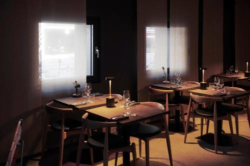 A restaurant or other place to eat at Brøchner Hotels