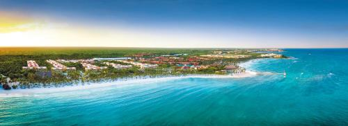 A bird's-eye view of Barceló Maya Caribe - All Inclusive
