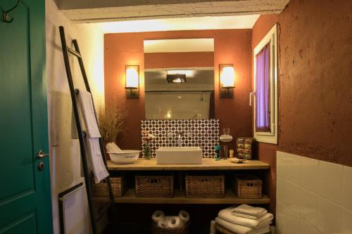 Un baño de Hostería Chacra Bliss