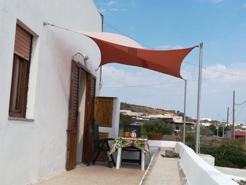 Balcone o terrazza di Dammuso Del Catarrato