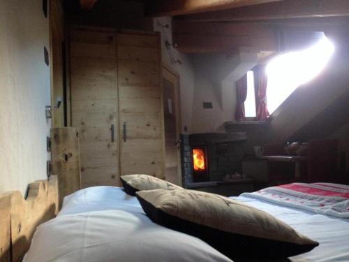 Letto o letti in una camera di LTHorses & Dreams