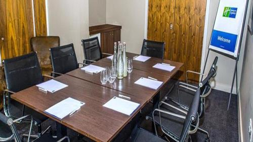 The business area and/or conference room at Holiday Inn Express Liverpool Hoylake, an IHG hotel