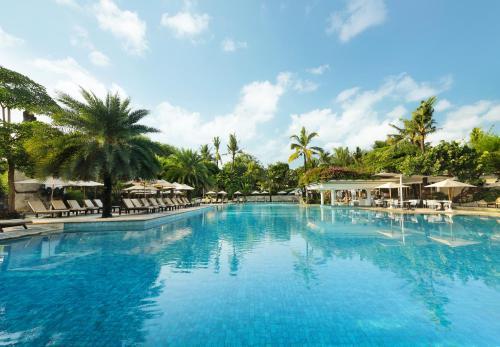 The swimming pool at or close to Padma Resort Legian