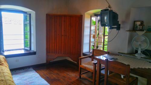 Μια τηλεόραση ή/και κέντρο ψυχαγωγίας στο Ξενώνας Δήμου