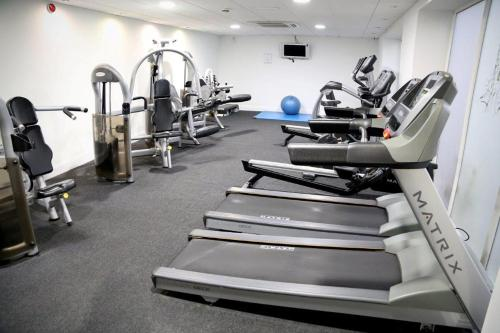 The fitness center and/or fitness facilities at Towers Hotel & Spa