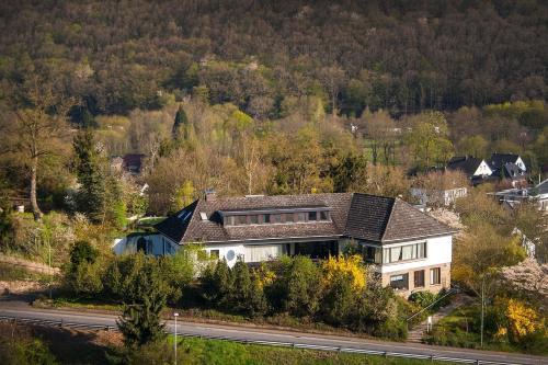 Cozy Flat in the hills of Eifel Nationalpark