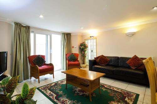Burbage Holiday Lodge Apartment 1