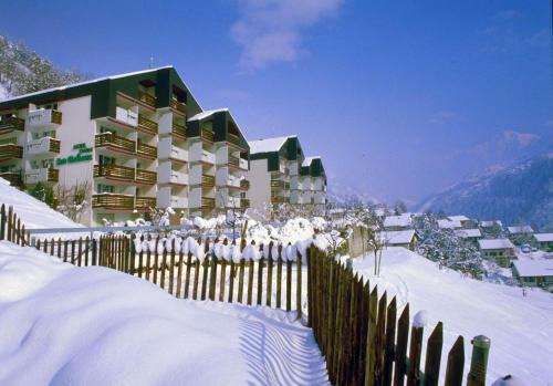 Im Grünen 220 - 4-Zimmerwohnung im Winter