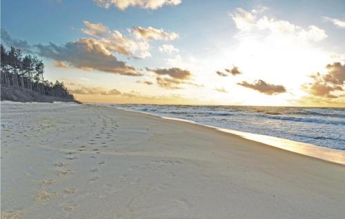 Plaża w domu wakacyjnym lub w pobliżu