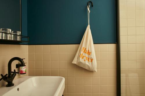 Een badkamer bij Hotel Casa Bonay